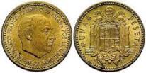 peseta de Franco