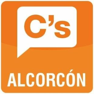 logo ciudadanos alcorcon
